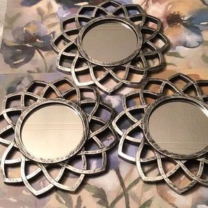 Other - Lightweight Mirror Plaques set of 3